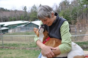 JG Pauline very grateful that Lucia found her forever home