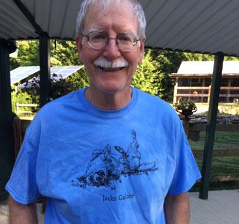 JG T-shirt for Fundraiser