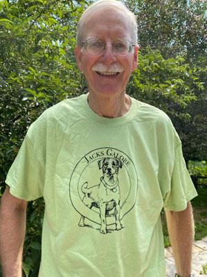 2021 Jacks Galore T-shirt